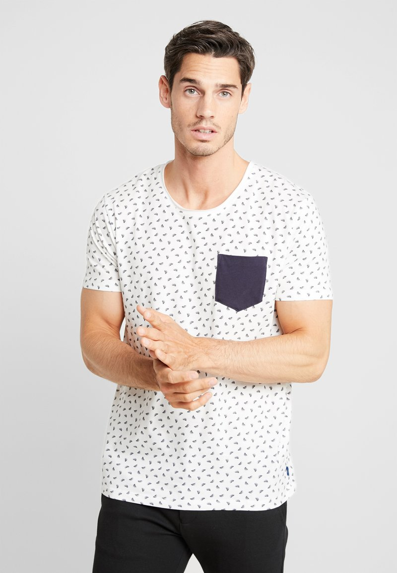 edc by Esprit - TEE - T-shirt con stampa - off white