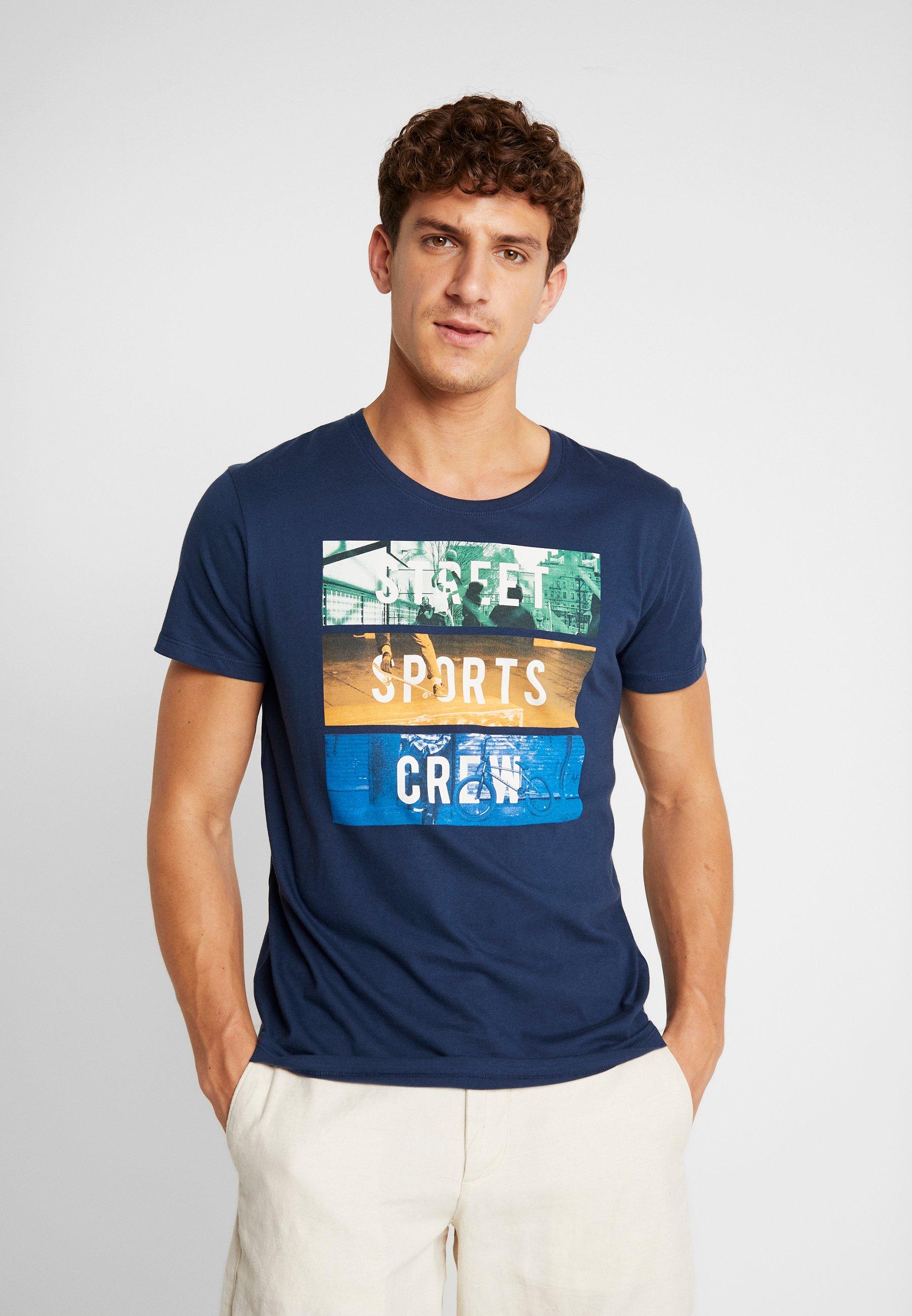 shirt Edc By ImpriméNavy Esprit T TPZOikXu