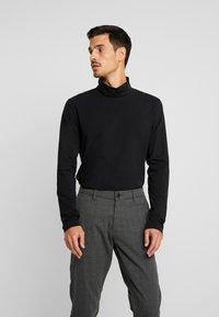 edc by Esprit - Long sleeved top - black - 0