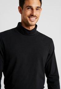 edc by Esprit - Long sleeved top - black - 4