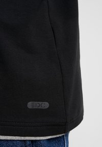edc by Esprit - HENLY - Long sleeved top - black - 5