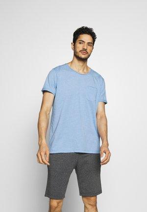 GRINDLE - T-shirt basic - light blue