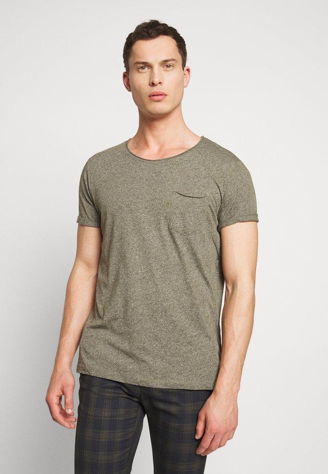 GRINDLE - Camiseta básica - olive