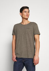 edc by Esprit - GRIND 2 PACK - T-shirt basic - red - 1