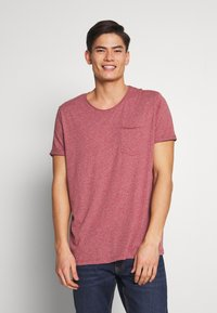 edc by Esprit - GRIND 2 PACK - T-shirt basic - red - 4
