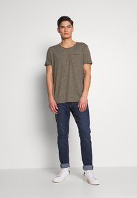 edc by Esprit - GRIND 2 PACK - T-shirt basic - red - 0
