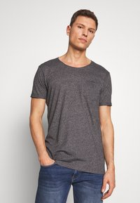 edc by Esprit - GRIND 2 PACK - T-shirt basic - navy - 3