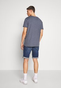 edc by Esprit - GRIND 2 PACK - T-shirt basic - navy - 2