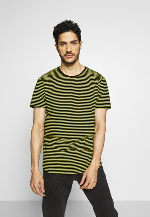 OCS F STR CN SS - T-shirt print - bright yellow