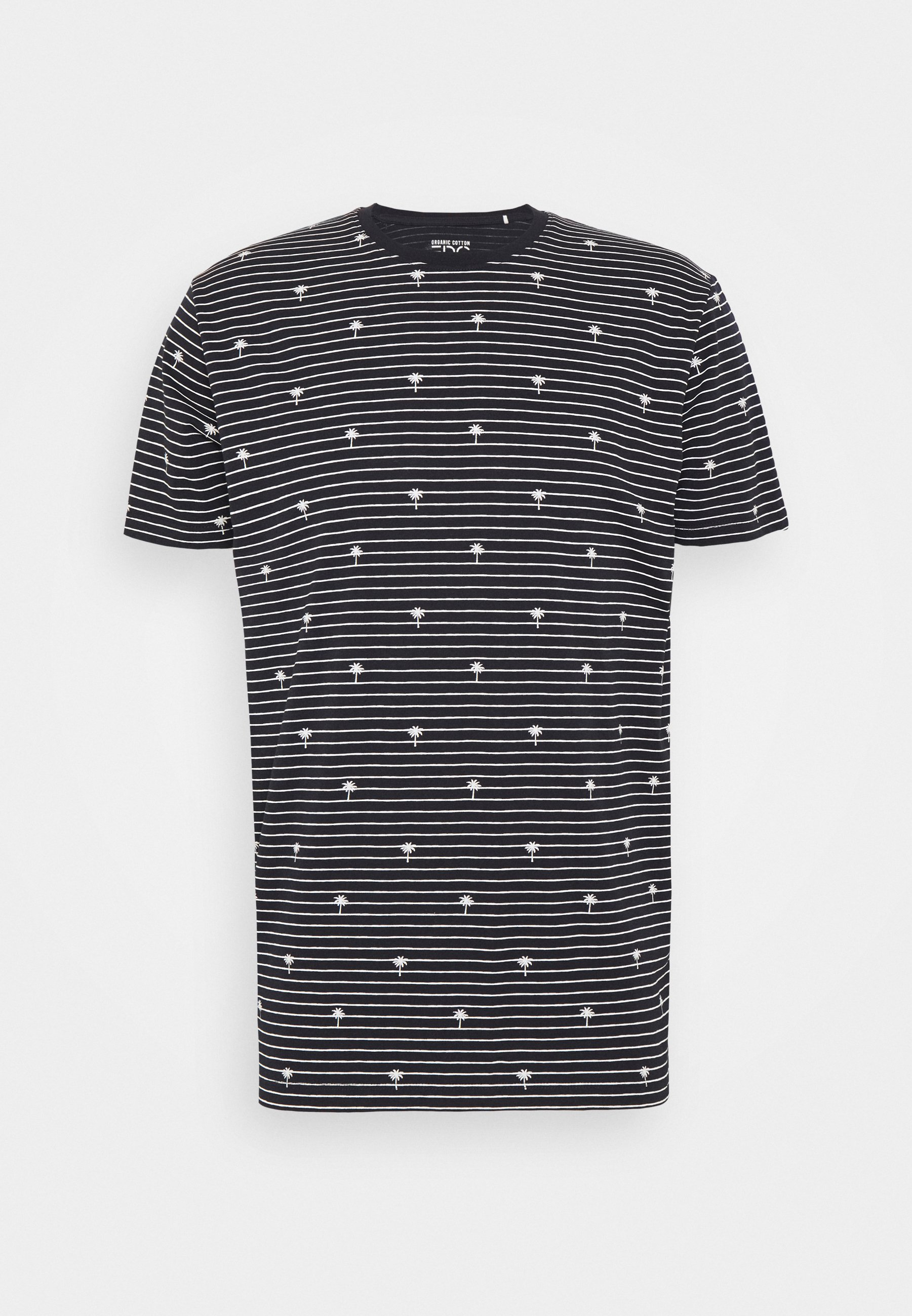 Esprit T shirt imprimé navy ZALANDO.FR