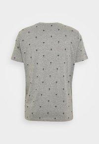 edc by Esprit - PALM  - Camiseta estampada - medium grey - 1