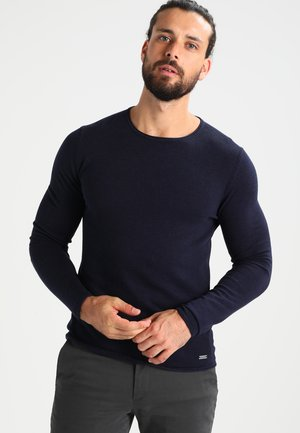 BASIC - Jumper - navy