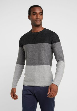 STRUCTURE - Jumper - black