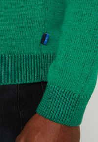 edc by Esprit - SPORTY  - Pullover - green - 3