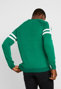 edc by Esprit - SPORTY  - Pullover - green - 2