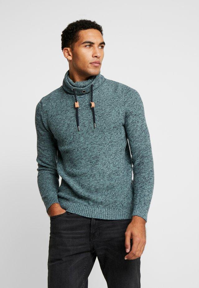 Jersey de punto - turquoise