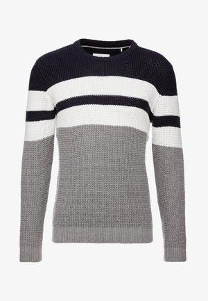 Sweter - medium grey
