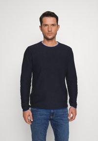 edc by Esprit - Pullover - navy - 0