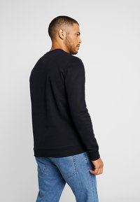 edc by Esprit - BEST BASIC - Bluza - black - 2