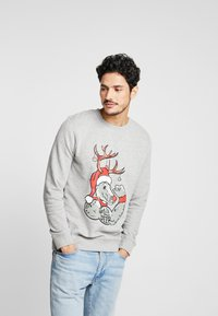 edc by Esprit - RUDEDO - Sweatshirt - medium grey - 0