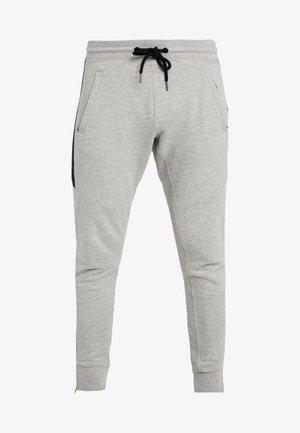 FLEE MIXED  - Tracksuit bottoms - medium grey
