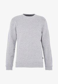 edc by Esprit - CREW PEACH - Sweater - medium grey - 3
