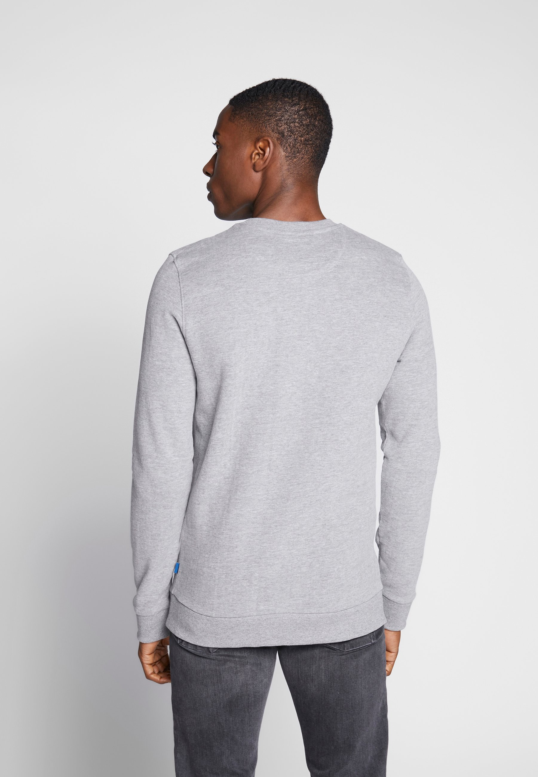 Edc By Esprit Crew Peach - Sweatshirts Medium Grey