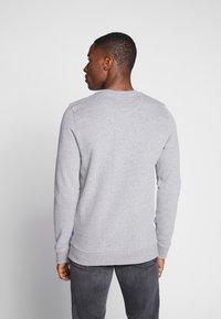 edc by Esprit - CREW PEACH - Sweater - medium grey - 2