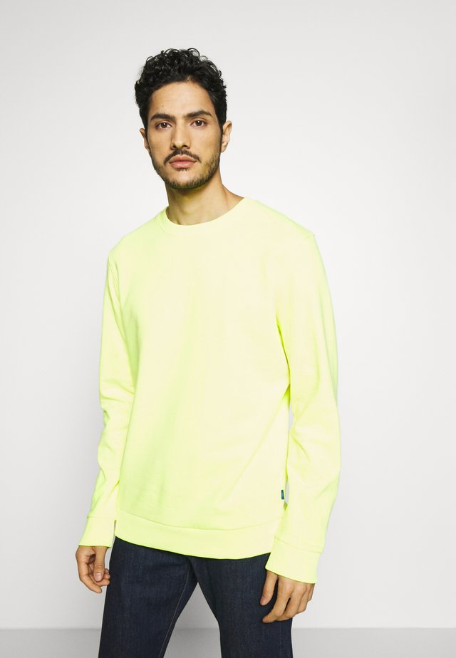 Sudadera - bright yellow