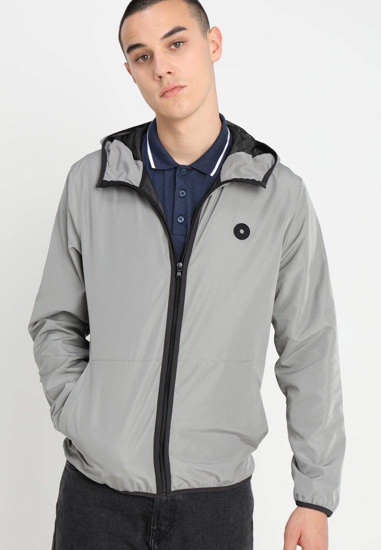 edc by Esprit - RIBSTOP - Summer jacket - grey