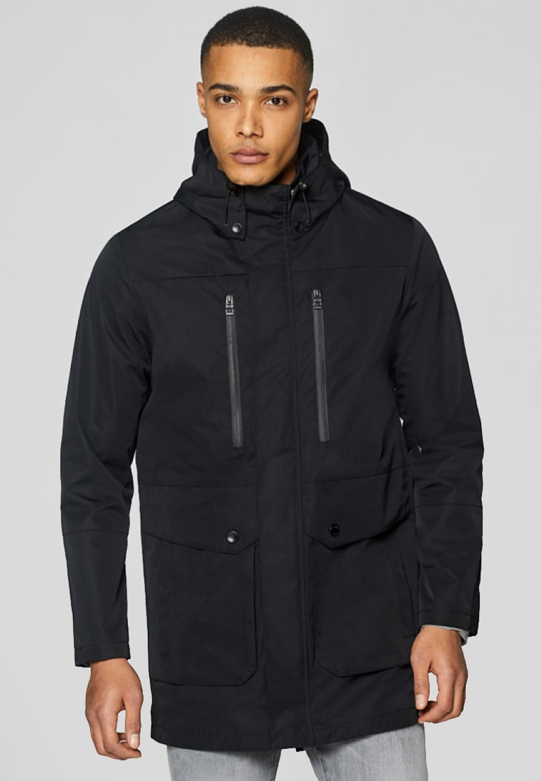 edc by Esprit - Parka - black