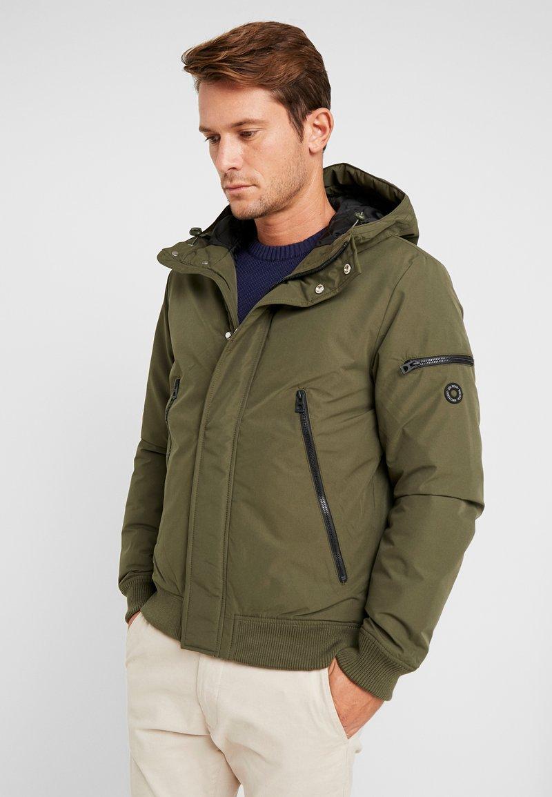 edc by Esprit - WINTERSCHOOLBY - Light jacket - khaki green