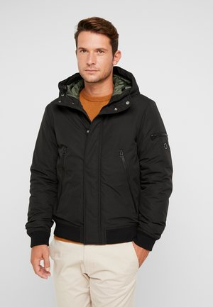 WINTERSCHOOLBY - Light jacket - black