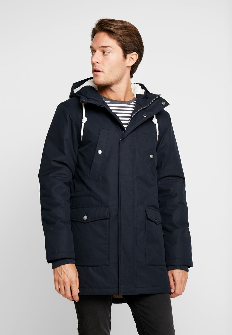 edc by Esprit - FISHTAIL - Parka - navy
