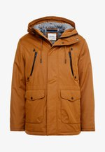 ICONIC - Parka - toffee