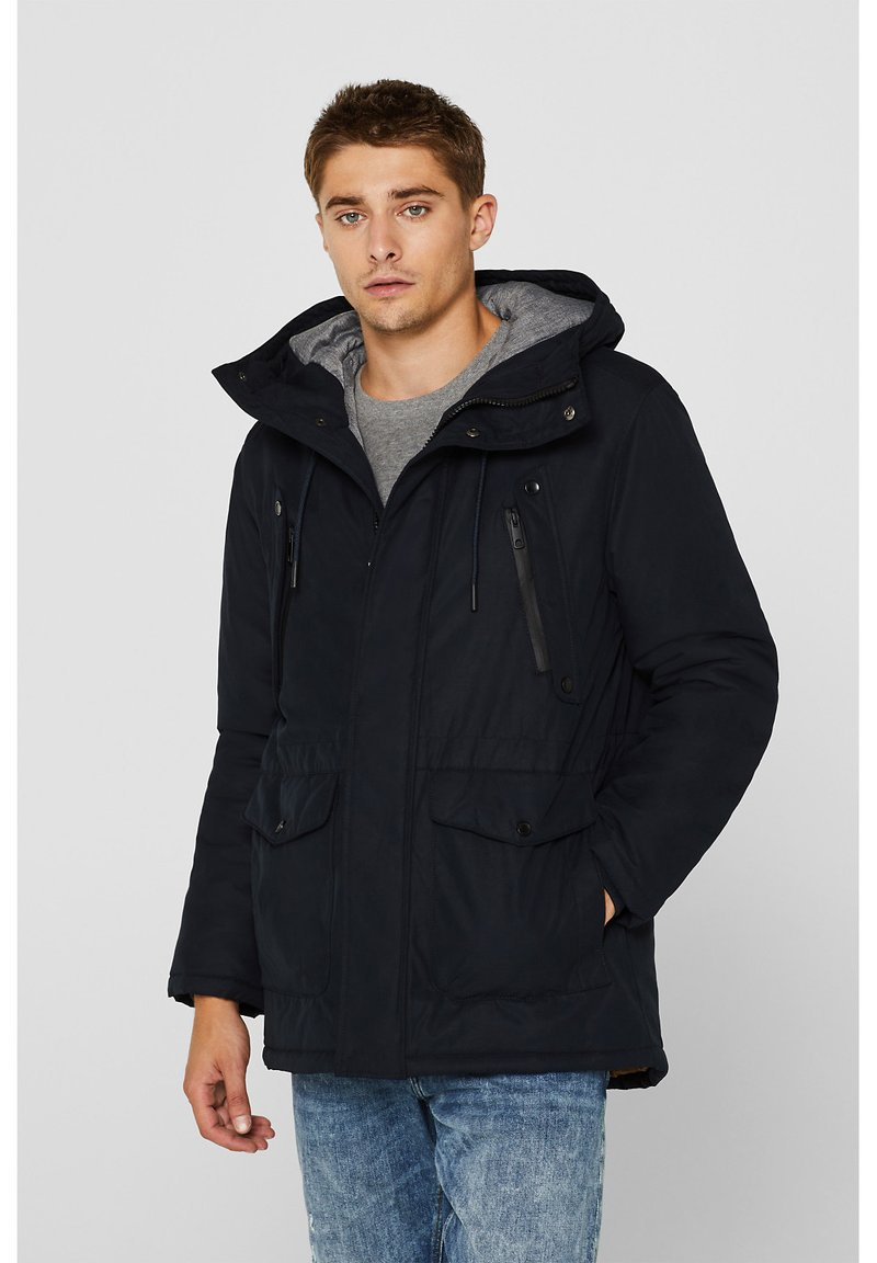 edc by Esprit - ICONIC - Parka - navy