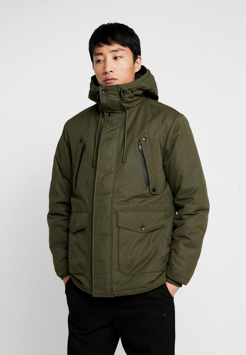 edc by Esprit - ICONIC - Parka - olive