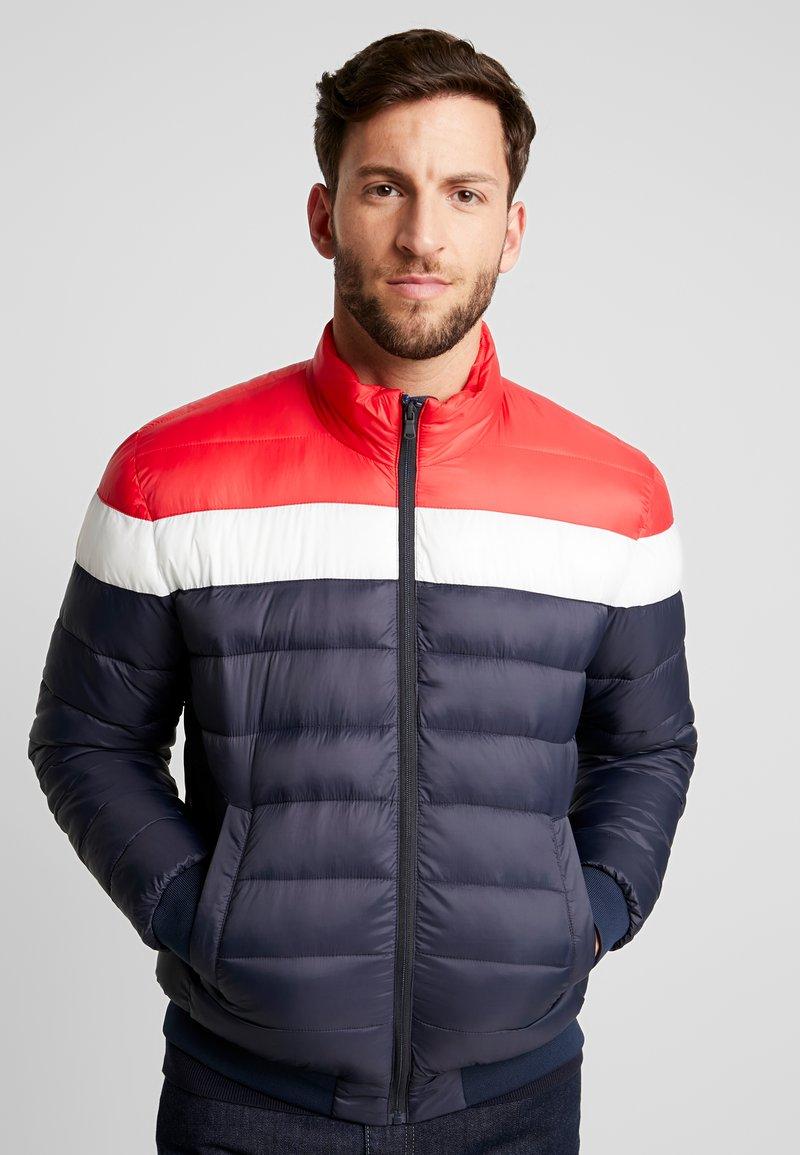 edc by Esprit - PUFFER BLOUSON - Light jacket - navy