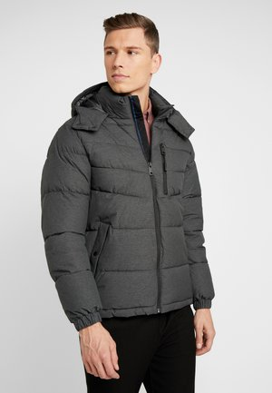 Winterjas - dark grey