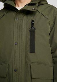 edc by Esprit - RIPSTOP  - Winter coat - dark khaki - 7