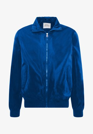 BASIC BOMBER* - Bomber Jacket - blue