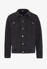 edc by Esprit - Denim jacket - black medium wash - 4