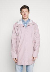 edc by Esprit - RAIN COAT - Impermeabile - light pink - 0
