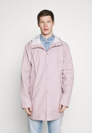 RAIN COAT - Waterproof jacket - light pink