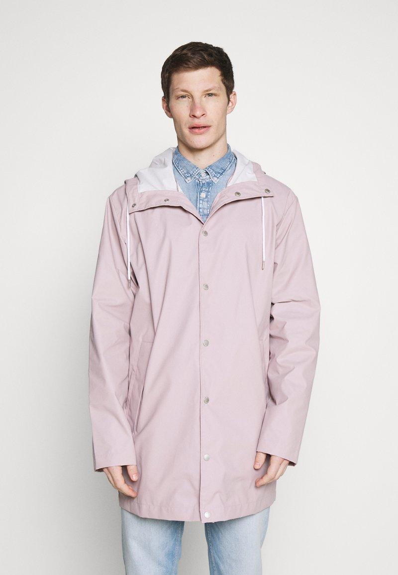 edc by Esprit - RAIN COAT - Impermeabile - light pink