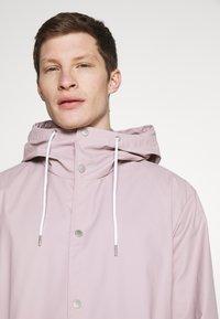 edc by Esprit - RAIN COAT - Impermeabile - light pink - 3