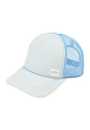 MESH-CAP MIT MEMPHIS-PRINT - Casquette - blue lavender