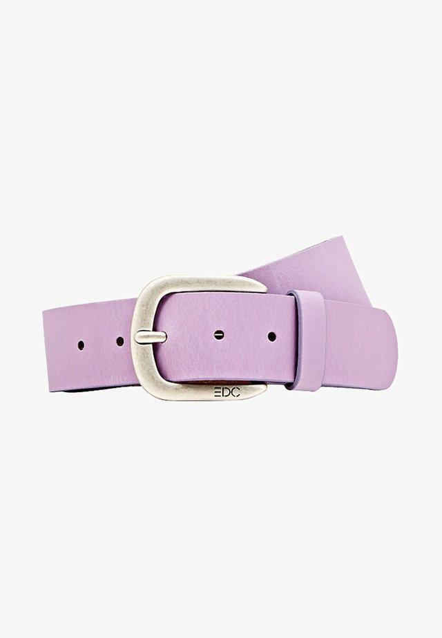Gürtel - lilac