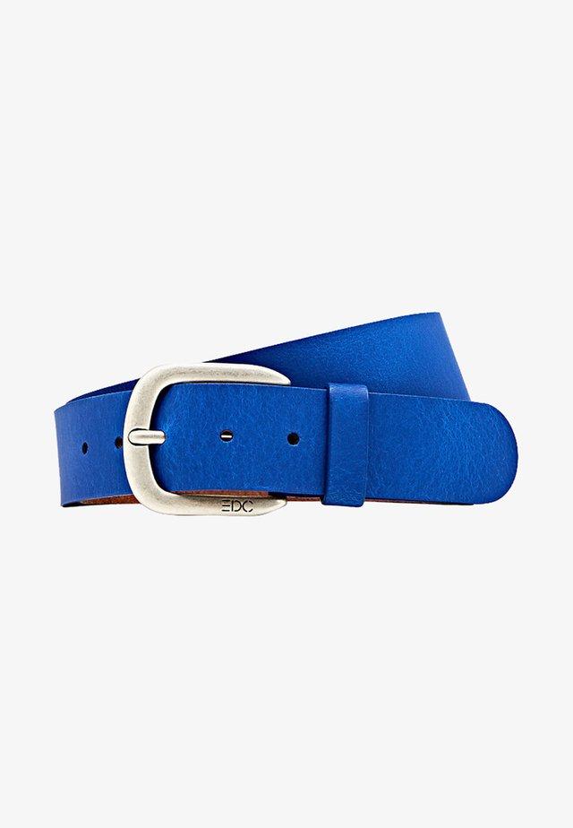 Bælter - blue