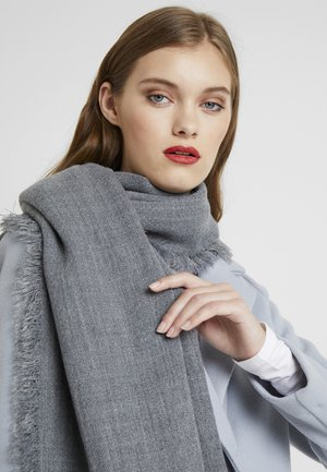 SOLIDSCARF - Sjal - grey